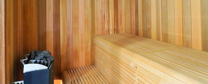 redwood cedar sauna