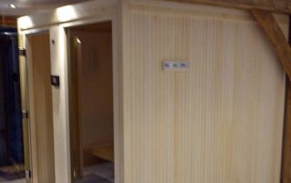 Last Of The Tylo Grand Luxe Sauna Range Gets Installed