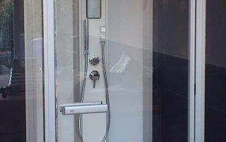 Tylo Steam Shower Installed For Client Based In Winchester