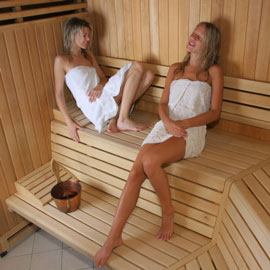 stress-relief-sauna