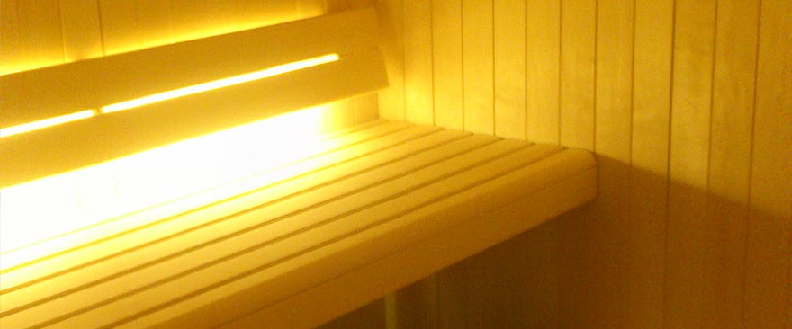 Steam Room Generator & Tylo UK Sauna Installed into American Clients London Home