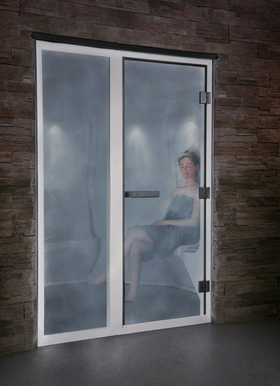 Prefabricated Steam Rooms Make A Leisure Industry