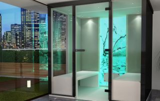 Prefabricated Steam Rooms Make a Leisure Industry Resurgence