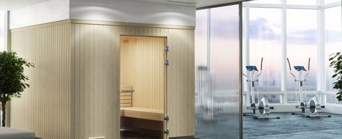 Pre-fabricated Commercial Sauna Kits