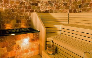 Salt Sauna Therapy Crosses the Boundaries Between Treatment & Bathing
