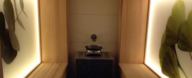 herbal sauna therapy