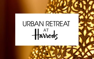Moroccan Hammam Spa for marocMaroc & Urban Retreat at Harrods, London