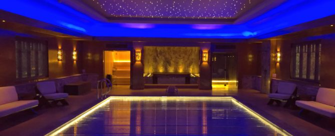 Luxury Home Sauna, Steam Room & Hot Tub in Liphook, Hampshire