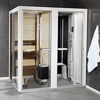 Combo Steam Rooms