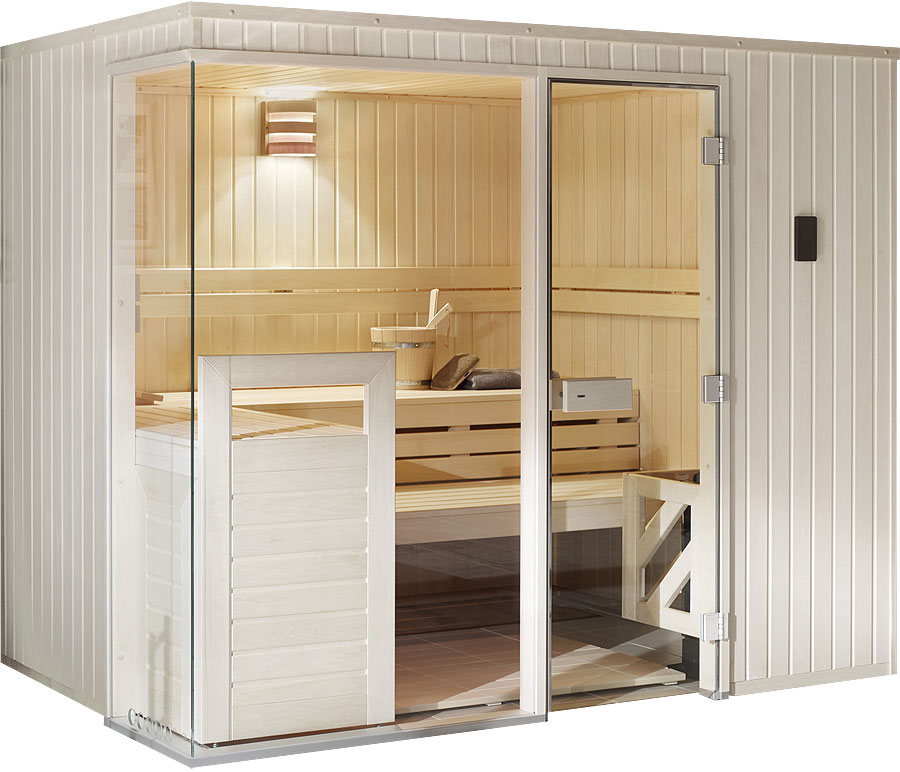 Helo Visage Indoor Sauna Kit