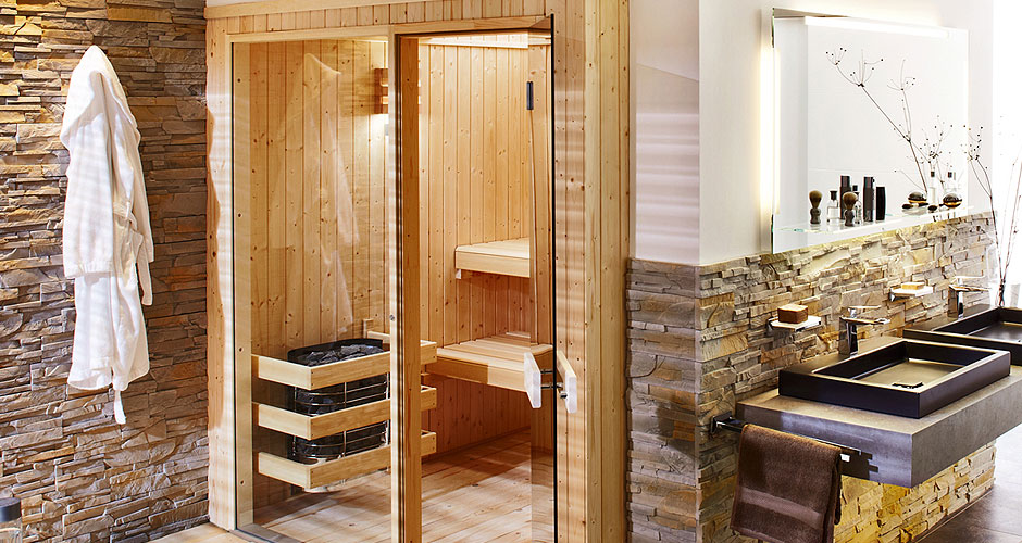 The Helo Visage is a remarkable indoor sauna kit