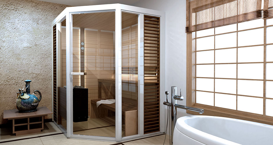 The Tylo Impression are superb entry level sauna kits