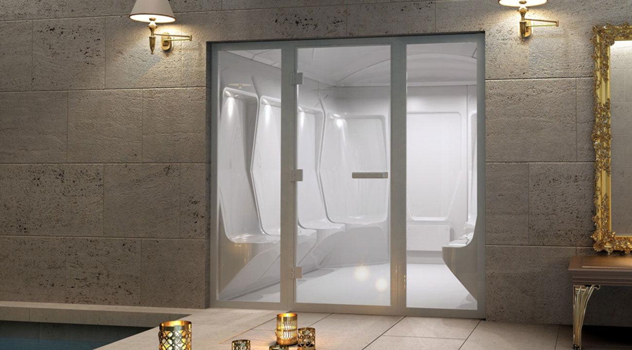 The Tylo Elysée is one of the UK's best indoor steam rooms