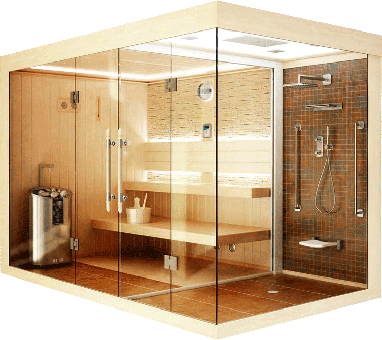 Expertly crafted bespoke home saunas