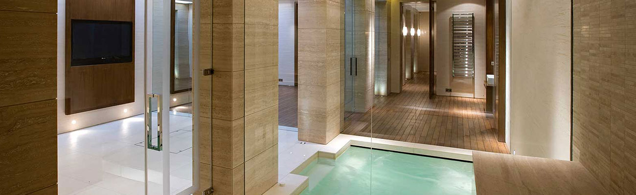 Steam Room Glass UK