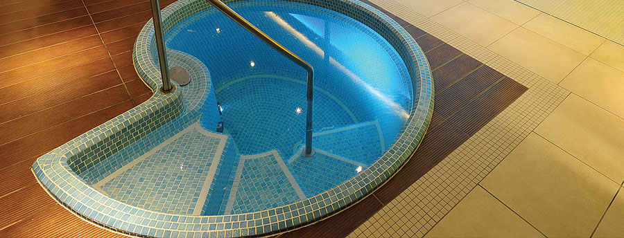 Luxury Tiled Spas
