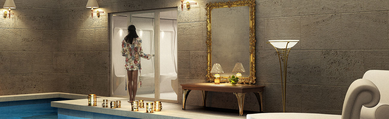 Tylo Elysee Steam Room Kits UK