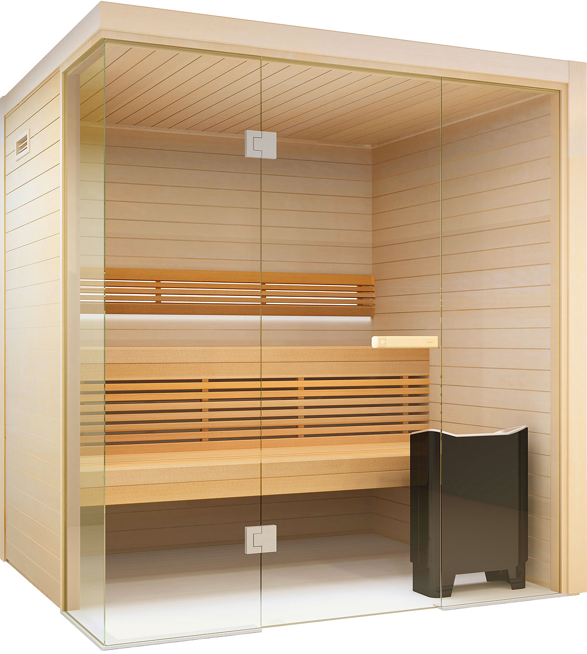 Build a home sauna with the TyloHelo Harmony kit