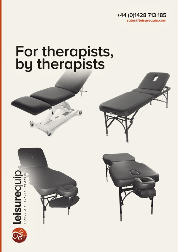 Affinity massage therapy tables and accessories