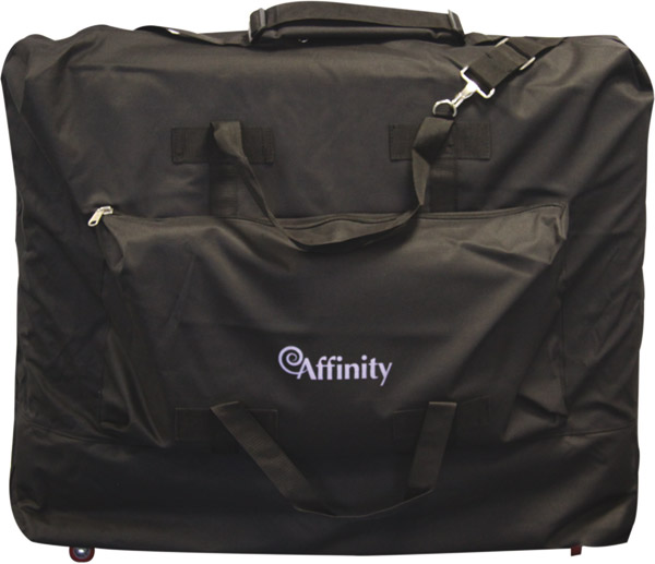 affinity wheeled carry case