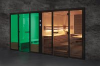 TyloHelo Panacea Twin: The Ultimate Sauna and Steam Room Combo