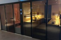 TyloHelo Panacea Twin Combined Sauna Steam Room