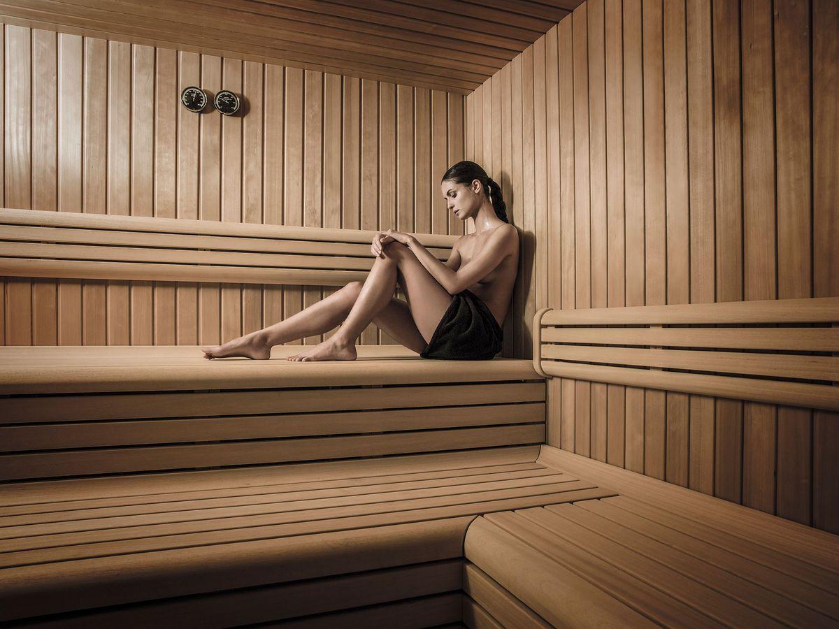 Phase 1: 15 minute sauna treatment
