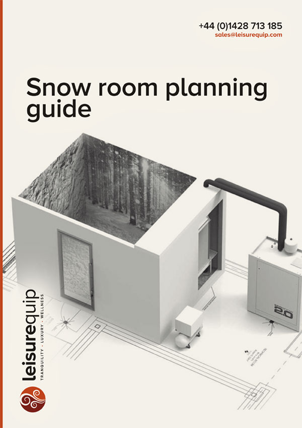 Snow rooms and snow caves planning guide.